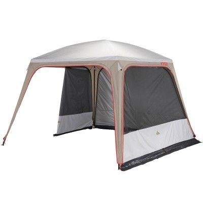 Base Camp Shelters Family Tents 3mx3m Camping Shelter Garden