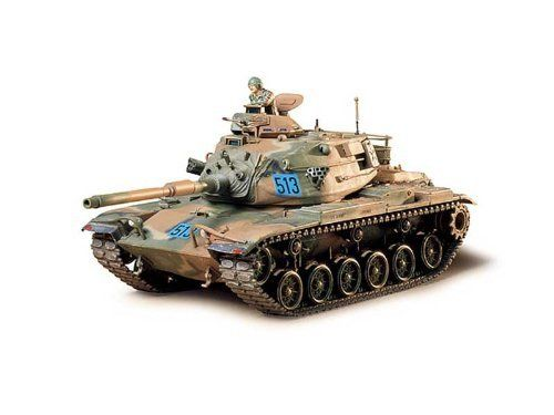 Tamiya 1/35 M60A3 105mm Gun Tank Kit by Tamiya America, Inc. $31.82. Precision **ASSEMBLY-REQUIRED PLASTIC MODEL KIT** with parts mounted on sprue trees. Tamiya Item#: 35140. For damaged product & defective part, contact Tamiya America Customer Service at 1-800-826-4922. Assembly & painting required. Requires glue, paint, & modeling tools (not included). For ages 10 and older; To avoid choking or injury, keep all model kit parts away from small children. Tamiya 1:35 U.S...
