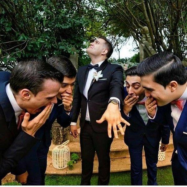 22+ Funny Groomsmen Photos Will Make You Smile