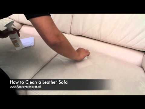 Ever Wondered How To Properly Clean Leather Furniture Look No Further With Images Cleaning Leather Couch Cream Leather Sofa Cleaning Leather Sofas