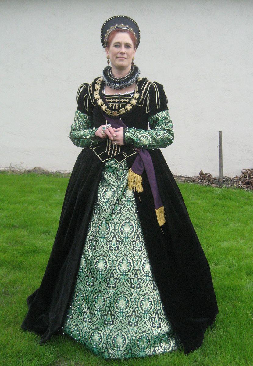 english renaissance dresses - photo #40