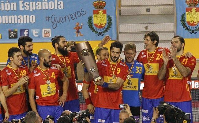 España Gana El Memorial Domingo Bárcenas España Guerreros Ganado