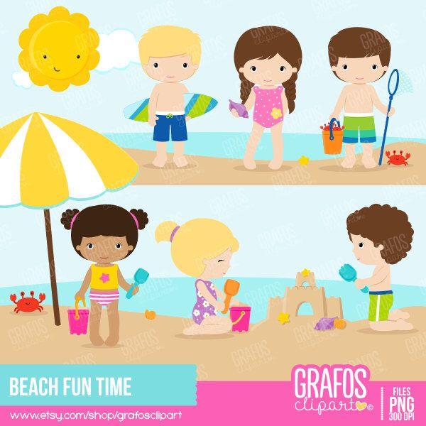 BEACH FUN TIME