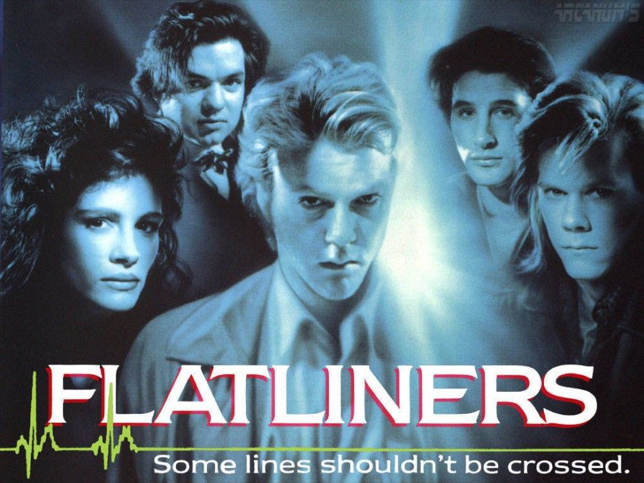 1990 movie posters | Flatliners (1990) Movie Poster ...