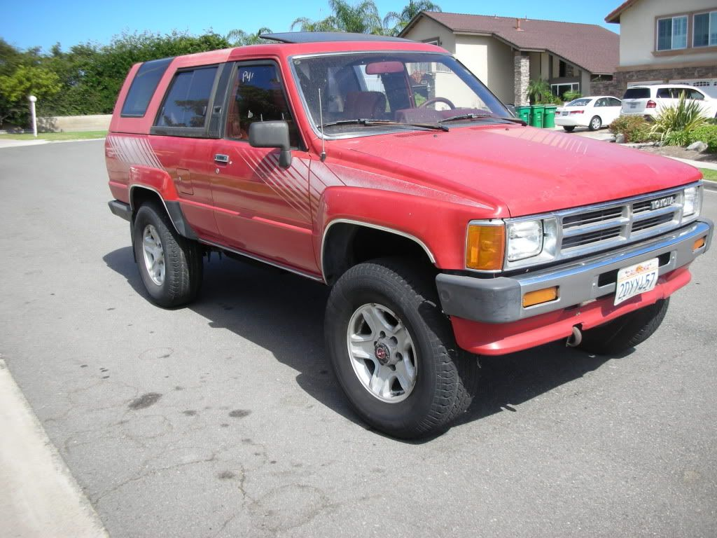 1st Gen T4r Picture Gallery Page 99 Toyota 4runner Forum Largest 4runner Forum Toyota 4runner 1st Gen 4runner 4runner