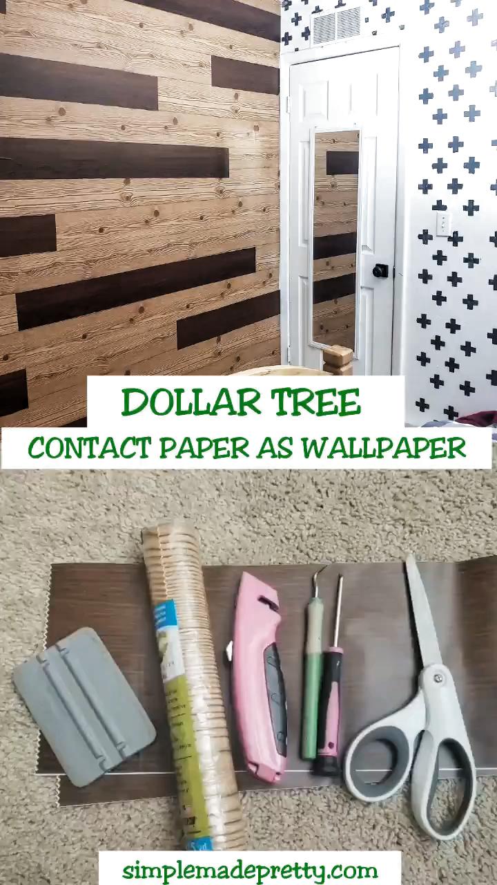 Peel And Stick Wallpaper Shelf Liner Wallpaper Wallpaper Accent Wall Faux Woo Peel And Stick Wa Faux Wood Wall Stick On Wood Wall Peel And Stick Wood