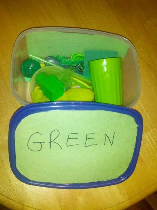 how to make sensory bins pdf