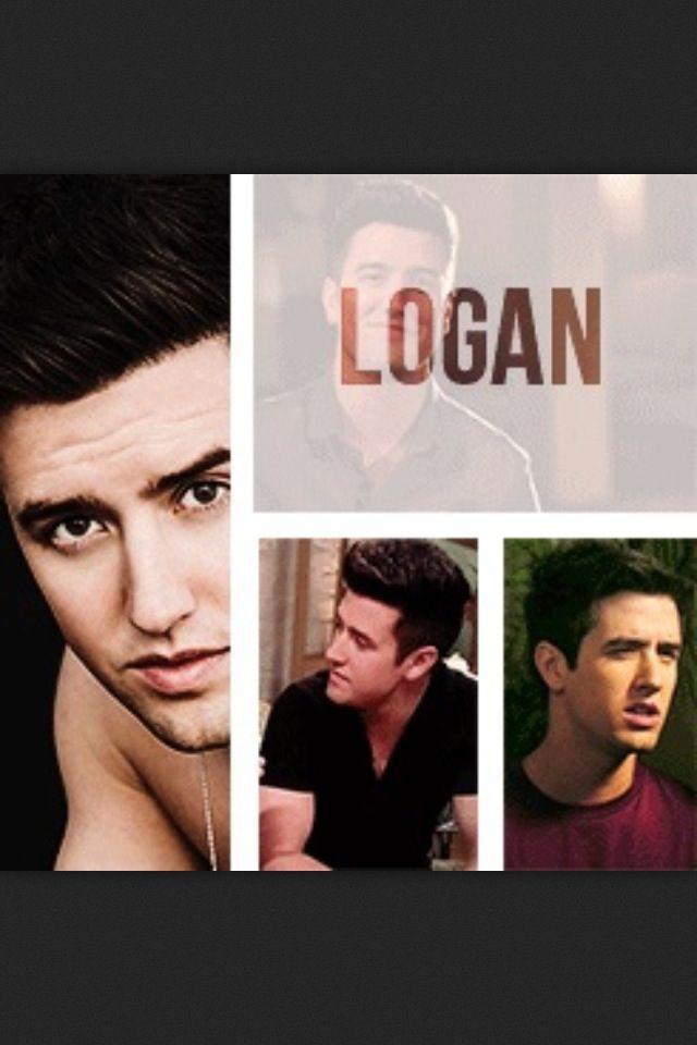 Logan Henderson Logan Henderson Big Time Rush Man Photo