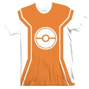 447036ed3 Pokemon GO Orange T-Shirt | T-Shirts