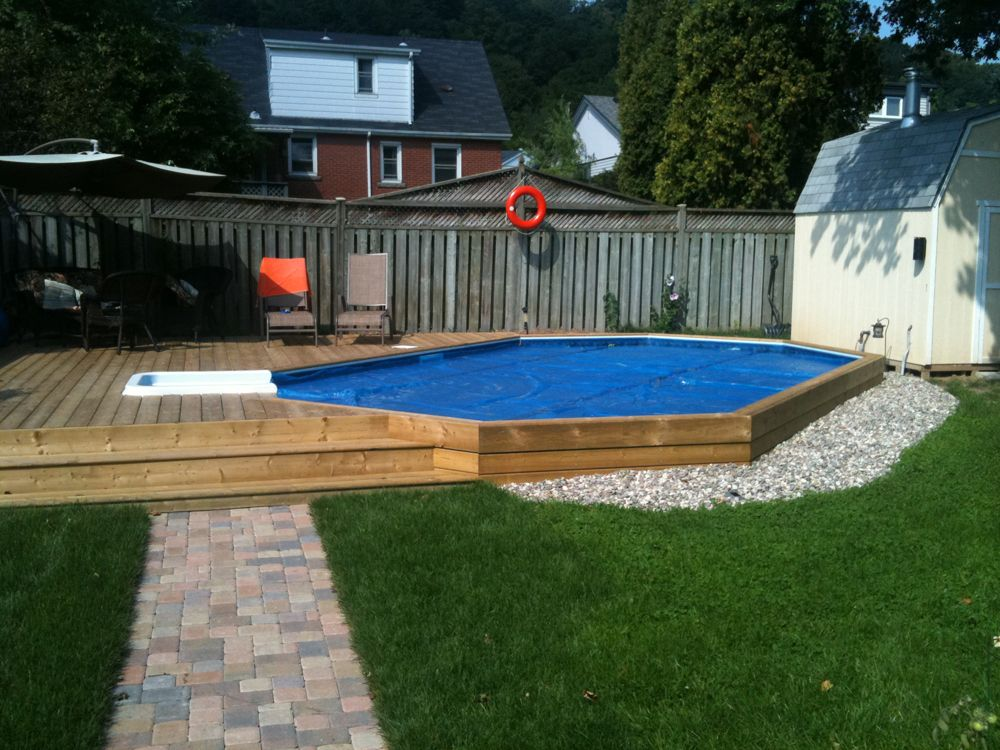Nice onground pool accessible pools in 2019 backyard - Nice above ground pools ...