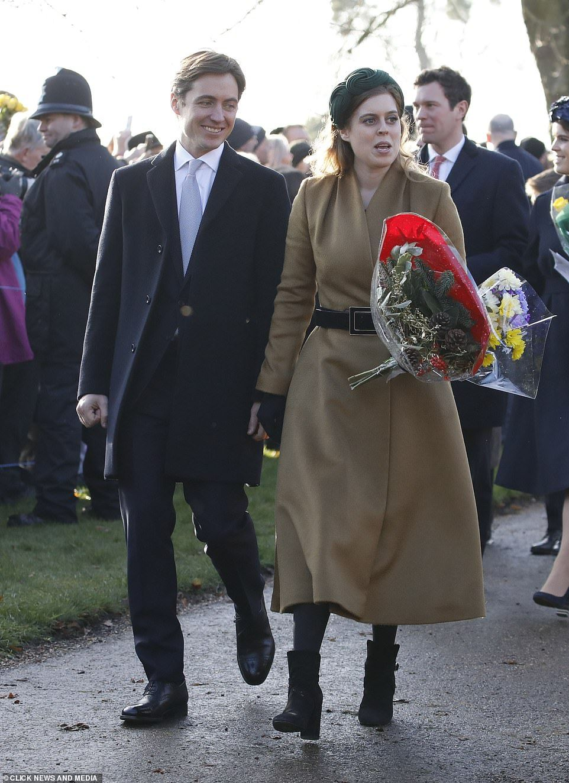 Princess Beatrice News Daily Mail