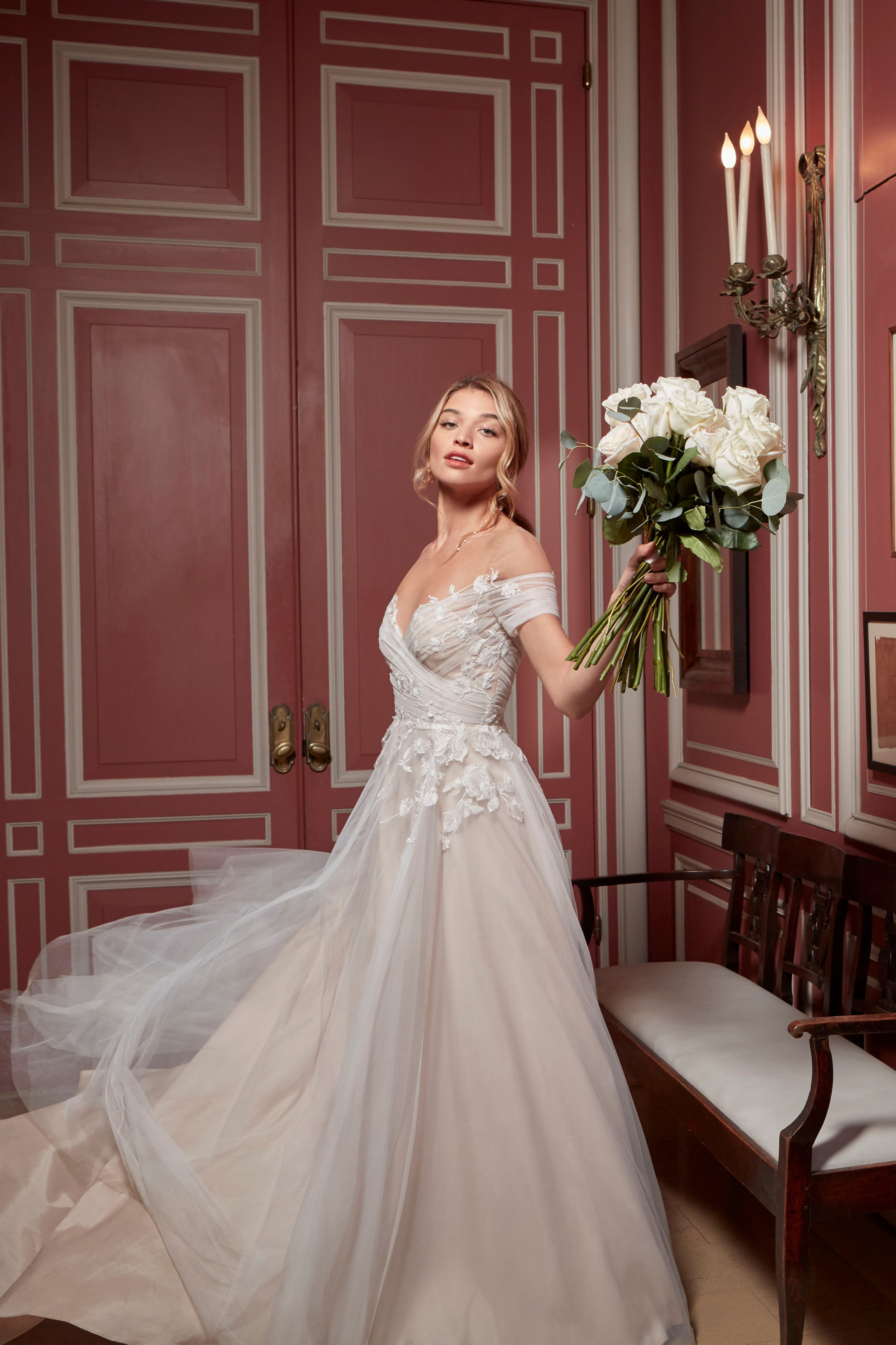 Willowby By Watters Katara Gown In 2020 Bridal Outfits Bridal
