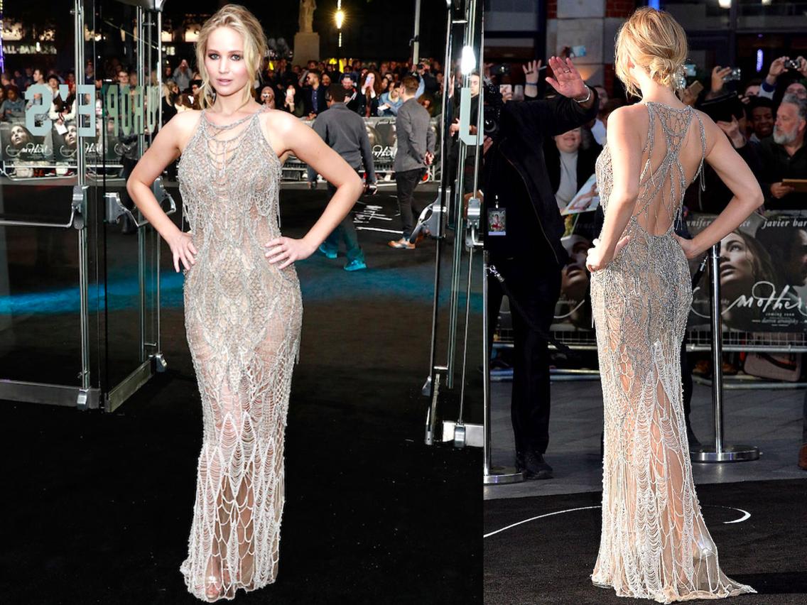 af6c7bb176475a The 72 most daring dresses celebrities have ever worn | Jennifer ...