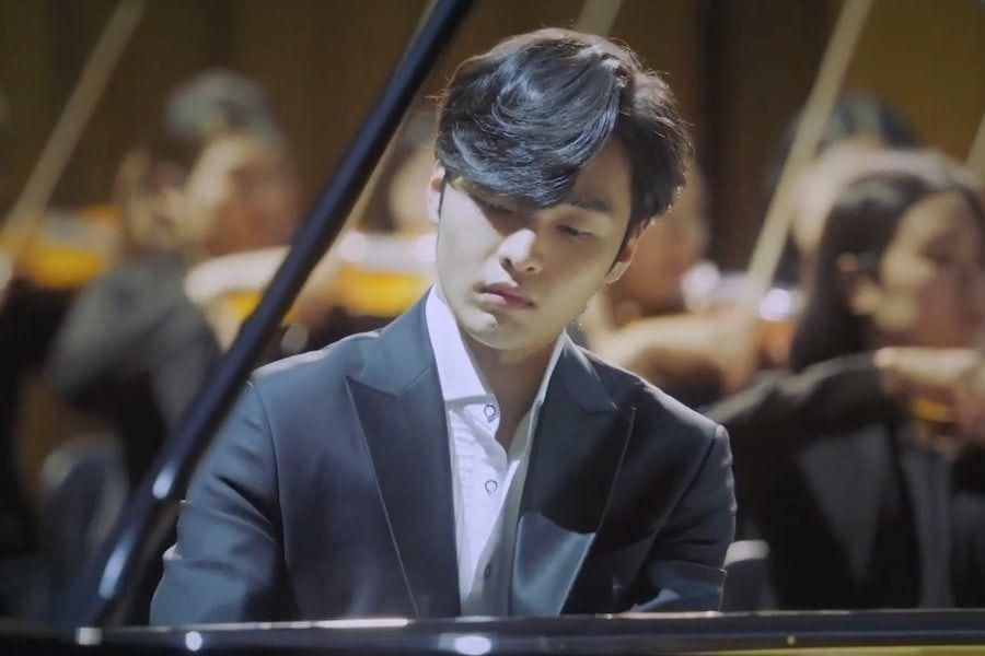 """Watch: Kim Min Jae Gives Intense Piano Performance In """"Do You Like Brahms?"""" Teaser + Drama Shares Official Posters"""