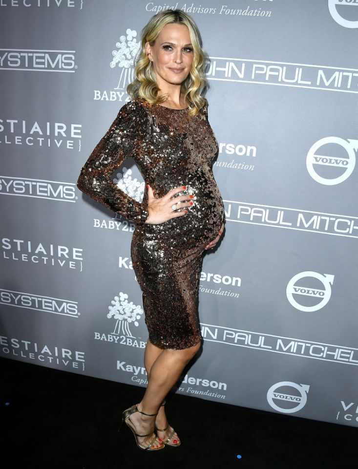 Molly sims see through inquiry answer