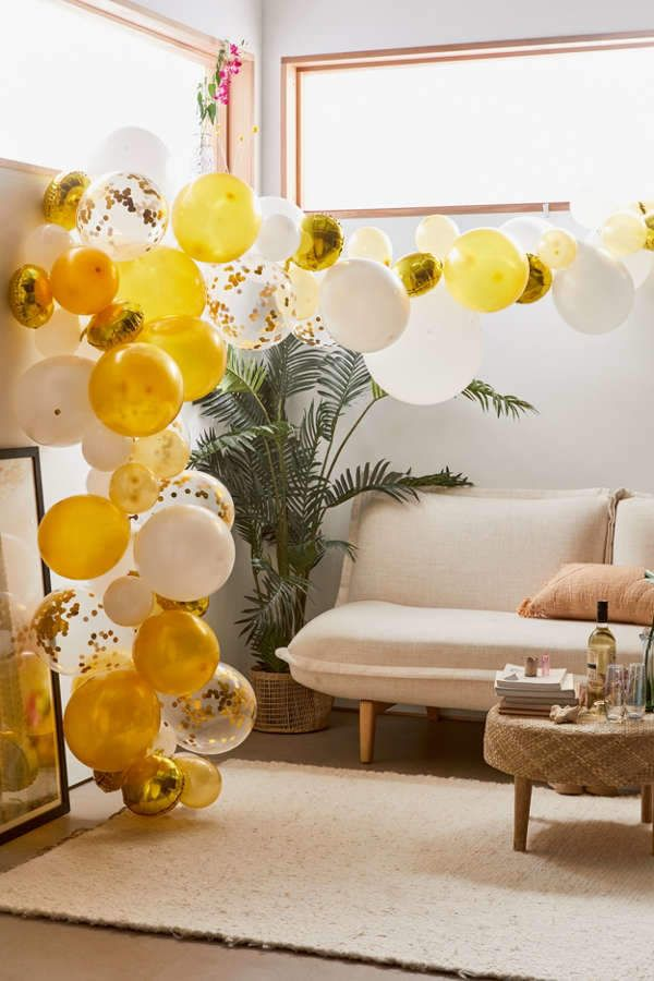DIY Balloon Arch #balloonarch
