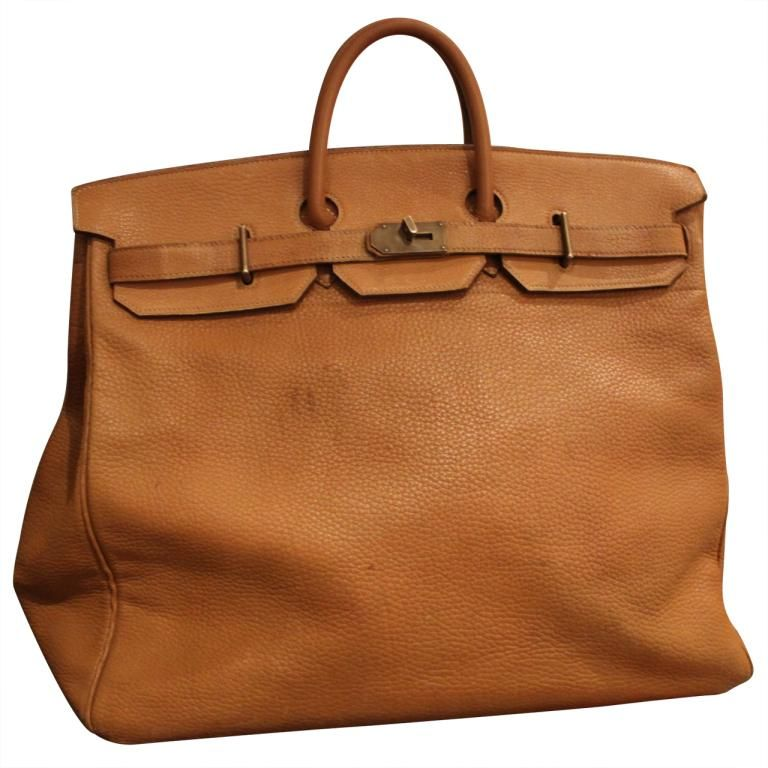 a86968728a Hermes 50cm HAC Travel Bag