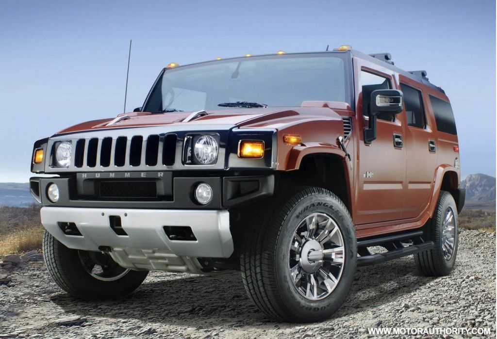 It Wouldn T Be Too Long To Wait The New 2017 Hummer H2 As A