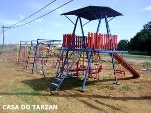 Hortoplay Reforma Conserto De Brinquedos Playground Em Campinas