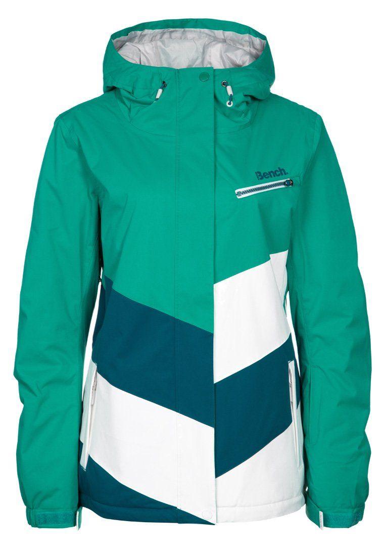 Bench - KRUISER - Snowboard Jacket - Green
