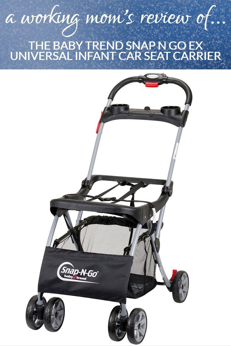 Kat reviewed her favorite 4 strollers for working moms -- including