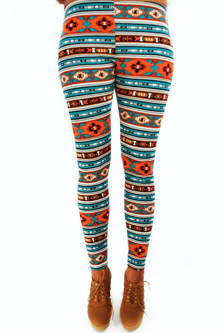 On the Edge of Nowhere Leggings