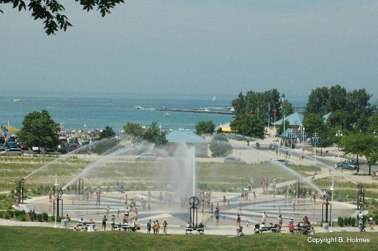Park Silver Beach And Comp Fountain