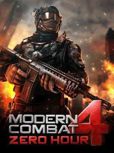 Play Modern Combat 4 Zero Hour For Free On Android Inewtechnology Combat Gameloft Modern