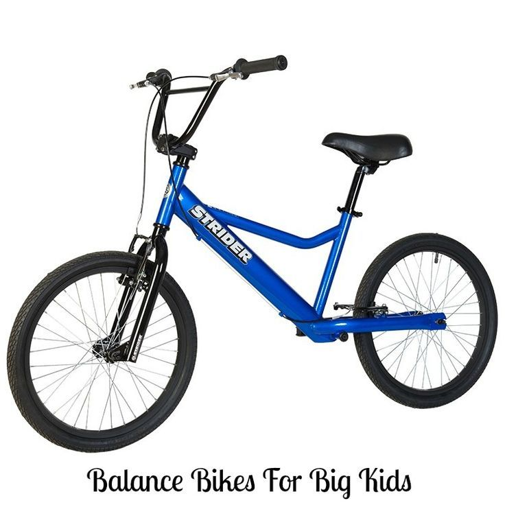 Strider Balance Bike For Kids Easily Teach An Older Child To Ride