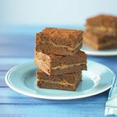 Choc-caramel Brownie Slice - Coles Recipes & Cooking