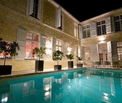 LECTOURE  Hôtel particulier Guilhon, chambres du0027hôtes de luxe dans
