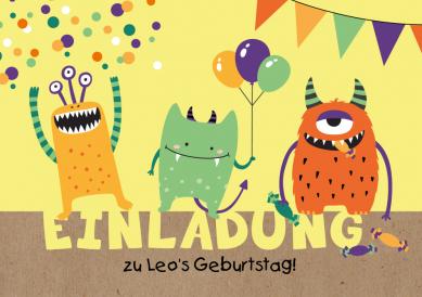 Photo of Einladungskarten für den Kindergeburtstag » Bei Kaartje2go