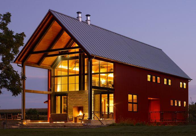 hansen pole buildings | my fave home design | pinterest | pole