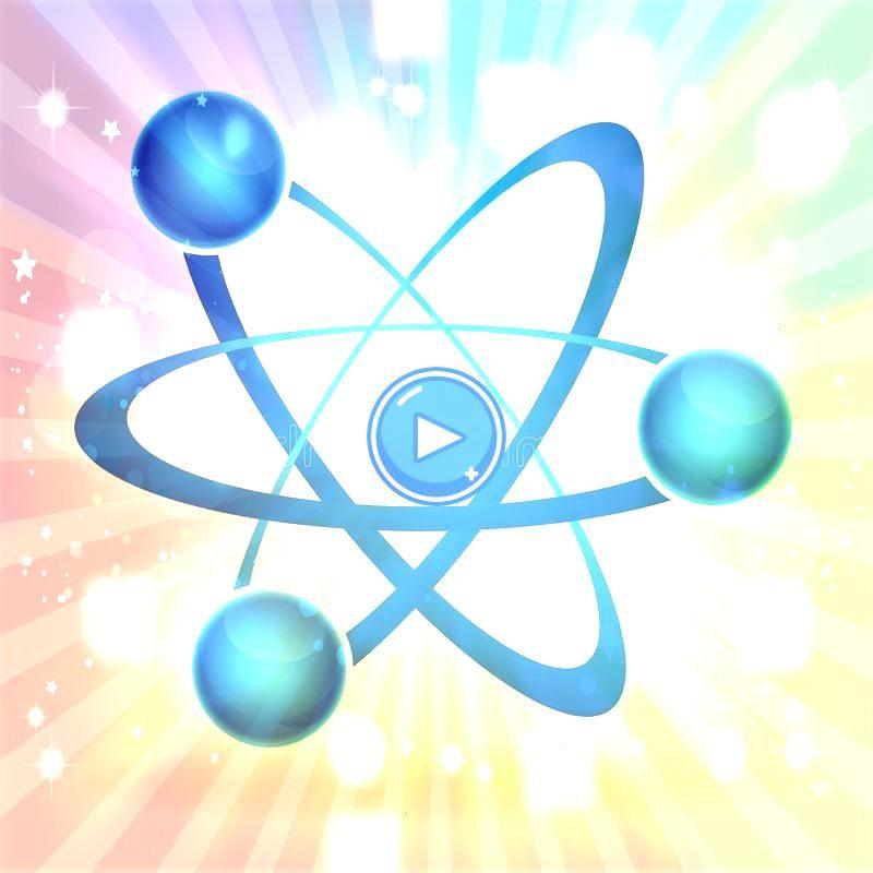 icon Illustration of atom icon on isolated background Atom icon Illustration of atom icon on isolated background  Hologram Photoshop Action 23245002 Photoshop ATN PAT 12...