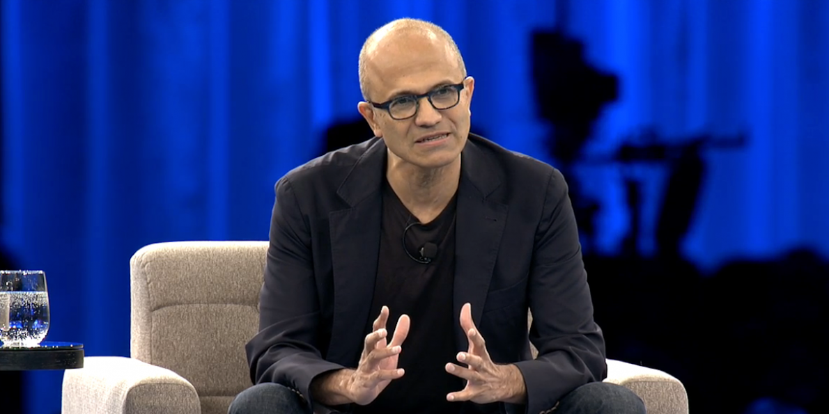 Microsoft will start talking about how much money its