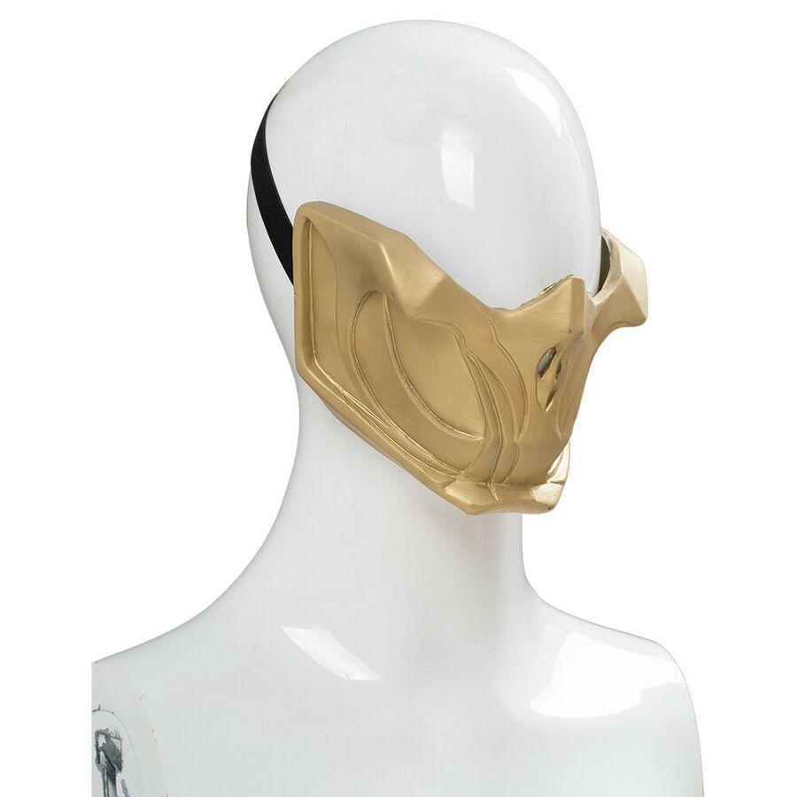 Details About Mortal Kombat 11 Cosplay Scorpion Mask Hanzo Hasashi