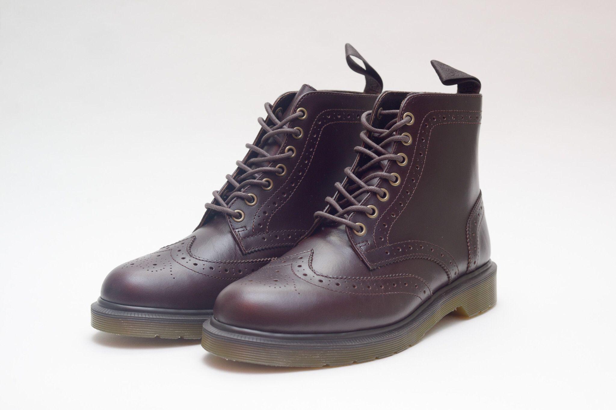 Dr Martens Affleck Brogue Boots   Dr Martens   Pinterest   Dr ... 8af1174556ae