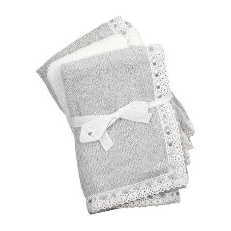 set toallas puntilla zara home espaa