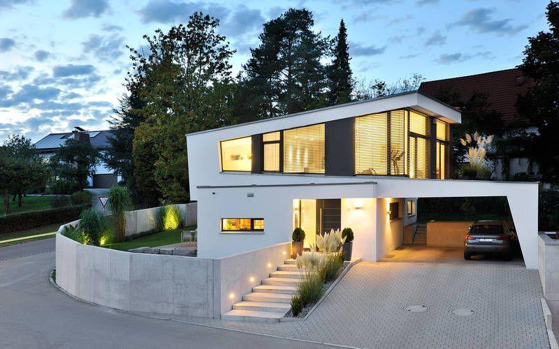 1011 Einfamilienhaus, Neubau | a.punkt architekten