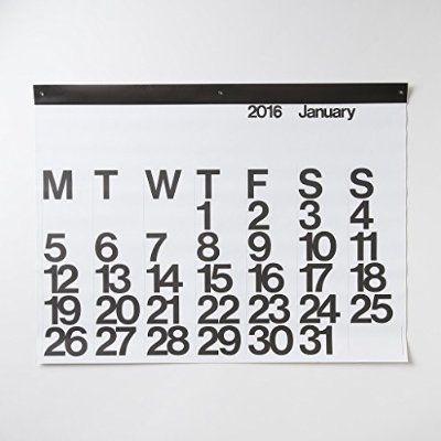 2016 Stendig Calendar