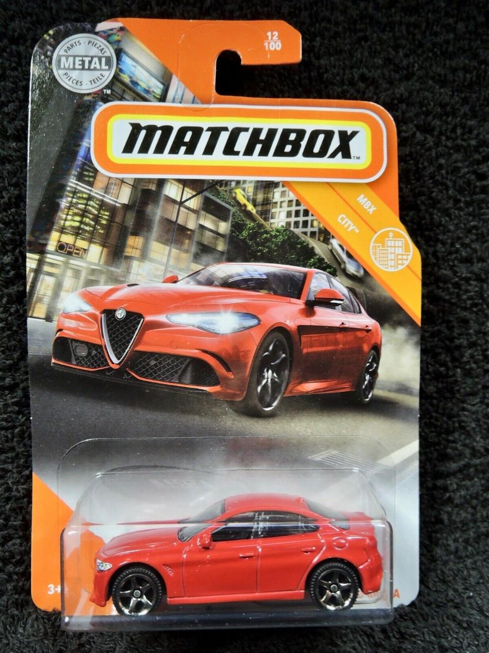 Matchbox NEW 2020 *CASE S* Choose Your Vehicle Big