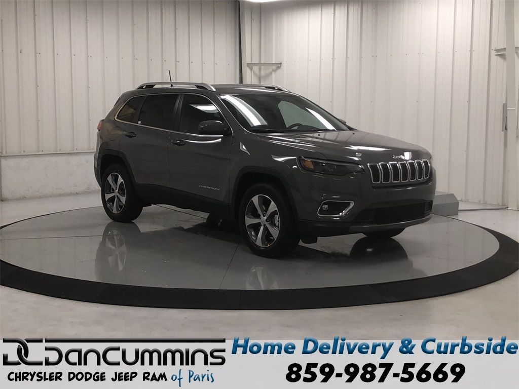 New 2020 Jeep Cherokee Limited Sport Utility For Sale Only 28 987 Visit Dan Cummins Chrysler Dodge Chrysler Dodge Jeep Jeep Cherokee Limited Jeep Cherokee
