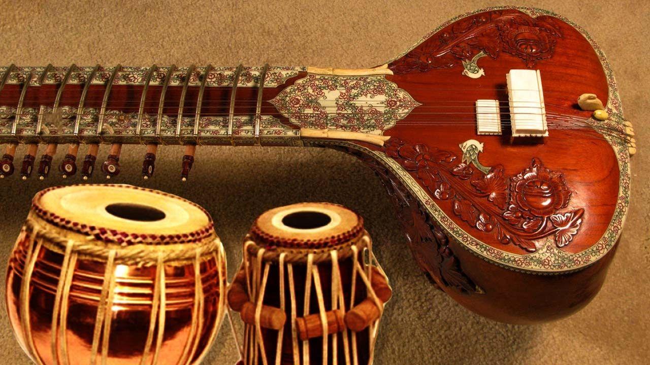 CarnaticFusion - #Tabla   #Sitar   #Flute   #Violin - Indian