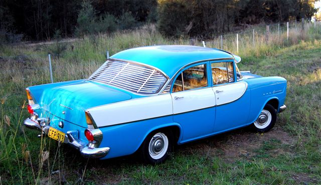 holden special coche