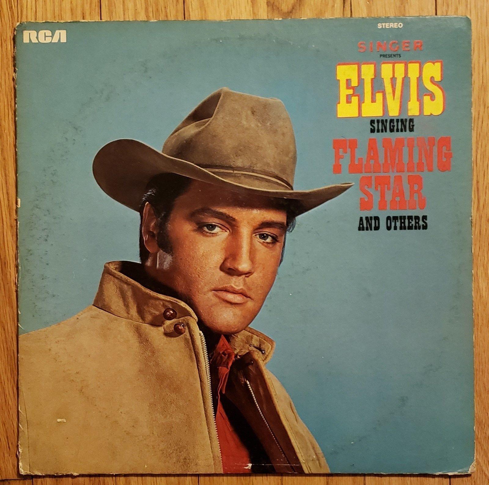 Elvis Presley Elvis Singing Flamingo Star Lp Vinyl Album Rca Etsy In 2021 Elvis Presley Albums Elvis Sings Elvis Presley