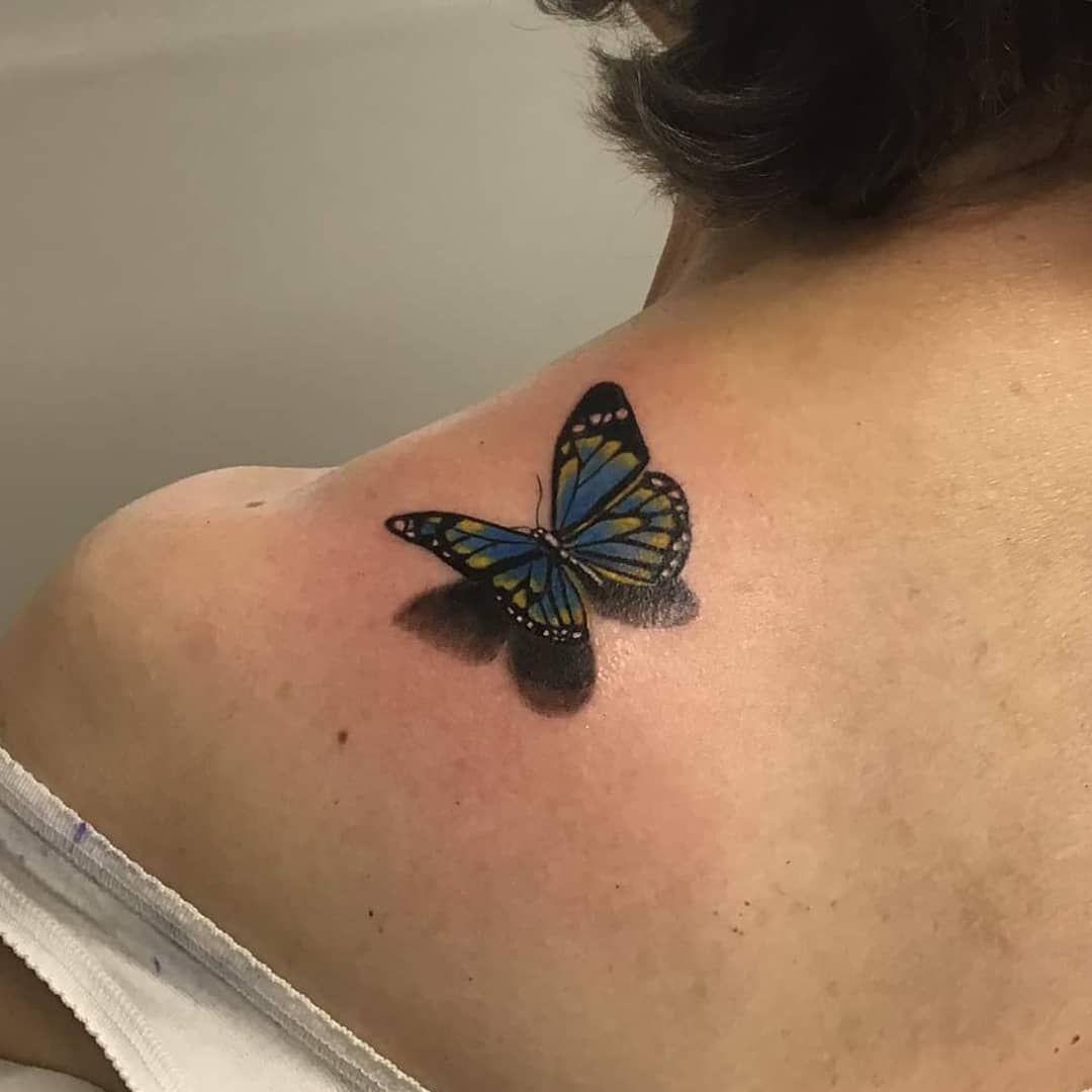 Photo of 120+ Best Butterfly Tattoo Designs im Jahr 2020