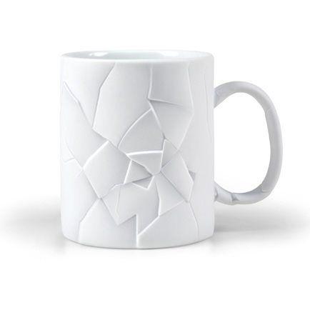 Caneca Cracked Up Mug