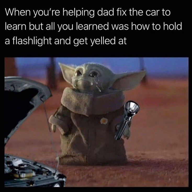 5 293 Likes 45 Comments Tc Tcdoescomics On Instagram Follow Tcdoestoomuch For More Memes Tcdoestoomuch Tcdoe Yoda Meme Yoda Funny Funny Images