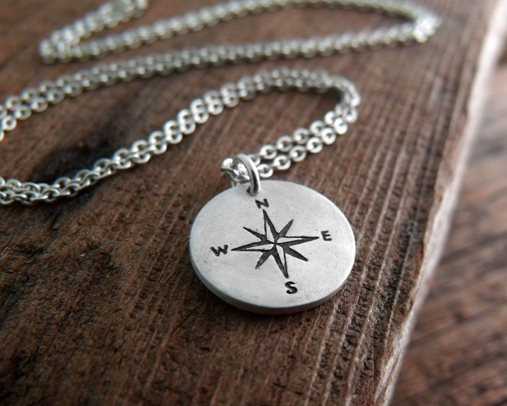 Super Simple Small Compass For Rib Tattoo Everything Small