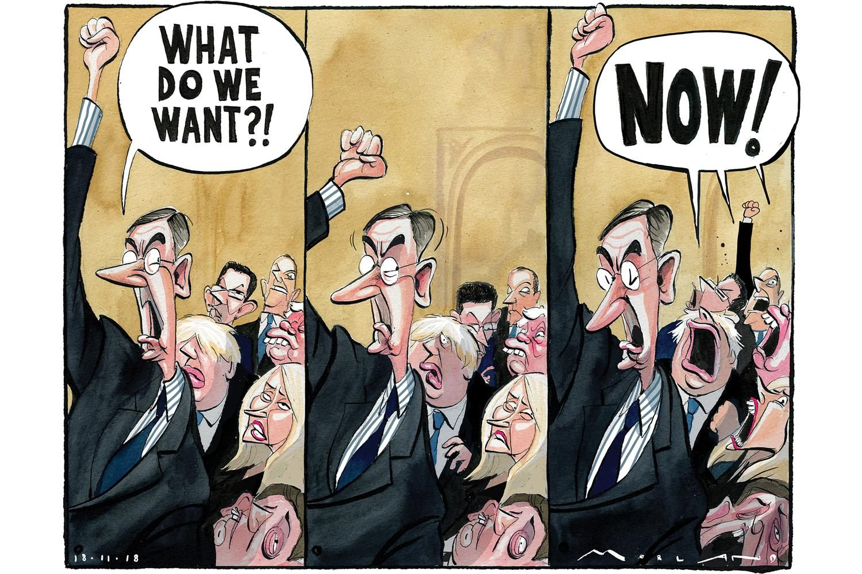 Times Cartoon Erg Cartoon Political Satire Uk Politics